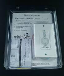 minka aire control wall wcs212 3 sd