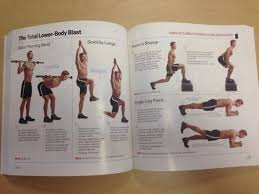 health big book 15 minute workouts