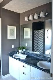 framed bathroom mirrors diy bethewall