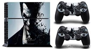 2020 Batman P145 Ps4 Decal Skin Protective Sticker For Sony Ps4 Console Controller From Hanmi99 17 82 Dhgate Com