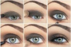 simple party makeup