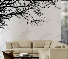 Black Tree Branch Wall Sticker Diy Art Vinyl Wall Stickers Decal Decor Mural Nursery Room Wall Decals Nursery Stickers From Huayanpan 20 48 Dhgate Com