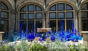 chihuly art at the biltmore