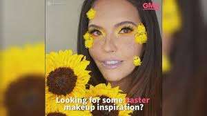 makeup inspiration perfect for easter
