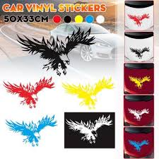 Buy Eagle Hood Decal At Affordable Price From 31 Usd Best Prices Fast And Free Shipping Joom