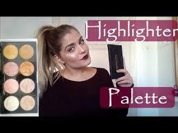 make up revolution highlighter