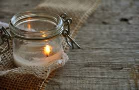 selling homemade soy candles