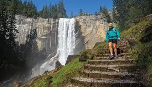 yosemite valley waterfalls my
