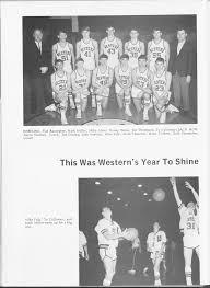 Western High School 1968, ECHO, page 092, Basketball - Howard County High  School YEARBOOKS - Howard County Memory Project