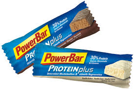powerbar protein plus nutrition facts