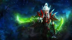 wow wallpapers rogue wallpaper cave