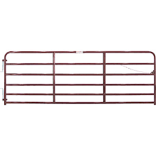 Tarter Painted 2 In Tube Gate 12 Ft At Tractor Supply Co