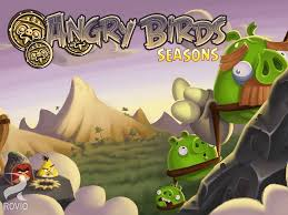 Angry Birds Seasons update takes the
