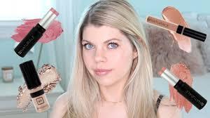 new organic makeup for summer jenna
