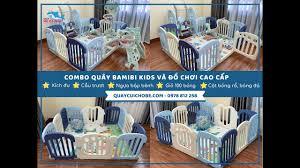 COMBO Quây bóng Bambi Kids và Đồ chơi cao cấp dành cho bé trai ...