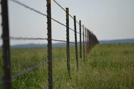 Rebuilding Fences After Flood Or Blizzard Damage Drovers
