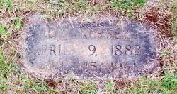 Ida Jordan Kersey (1882-1961) - Find A Grave Memorial