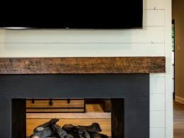 mantels shelves porter barn wood