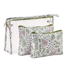 cosmetic pouch makeup bag wash bag