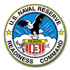 U S Naval Reserve Readiness Command Vinyl Transfer Decal