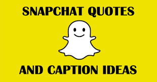 snapchat quotes and caption ideas turbofuture