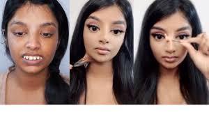 asian makeup transformation nivii06