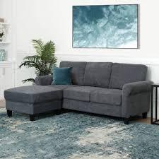 francis fabric sofa ottoman set