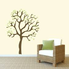 Simple Tree Wall Decal Home Decor Wall Decals