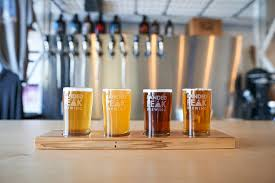 labatt breweries acquires banded peak