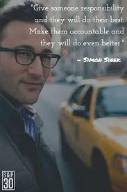 simon sinek quote leadership management productivity
