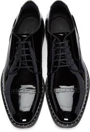 jimmy choo black patent leather penn