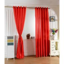 100 250 Red Color Curtain Window Curtains For Kids Boys Girls Bedding Room Living Room Elegent Bule Drapes Cortinas Para Sala Curtain Pole Curtain Ropecurtains Purple Aliexpress
