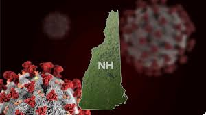 Coronavirus cases in New Hampshire: Text-only, town-by-town list