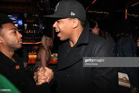 Byron Edwards and Tristan Wilds attend The Lace Locks Launch Party at...  News Photo - Getty Images