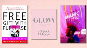 makeup skin care and fashion books
