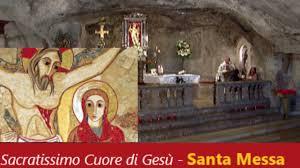 Sacratissimo Cuore di Gesù (s) - Santa Messa - 19.06.2020 - YouTube