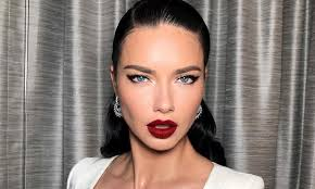 brazilian supermodel adriana lima looks