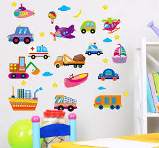 Cartoon Cars Child Room Wall Stickers For Kids Room Boy Bedroom Wall Decals Window Poster 3d Car Wall Sticker Wallpaper Sticker For Kids Room Wall Stickers For Kidscars Wall Stickers Aliexpress