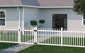 Wambam Fence Bl19102 Fence 48 Height By 48 Width Nantucket Gate Amazon Ca Patio Lawn Garden
