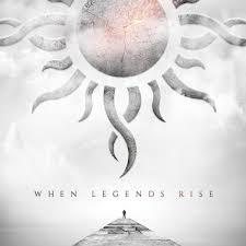 Godsmack When Legends Rise Cd Walmart Com Walmart Com