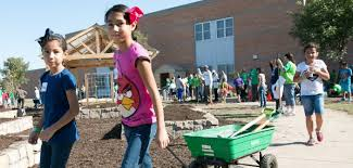 REAL School Garden turns learning inside out at Maple Lawn Elementary | The  Hub