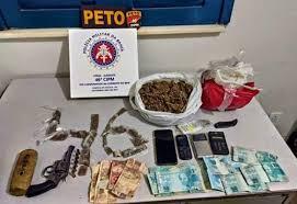 Livramento/BA: Suposto líder de facção criminosa morre em confronto com a PM