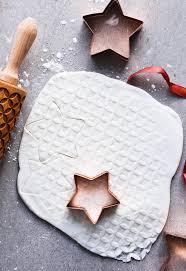 homemade scented baking soda ornaments