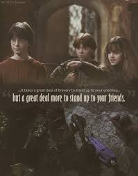 elegant harry potter quotes about friendship allquotesideas