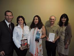 MikeCohen.ca: Local authors salon at CSL Public Library showcased three  impressive writers