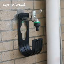wall mounted soft garden hose reels