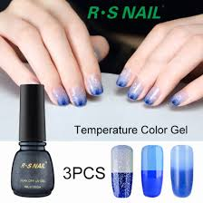 changing colors uv gel polish for nail
