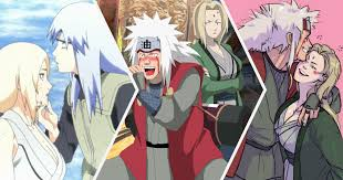 Naruto: 25 Things Only True Fans Know About Jiraiya and Tsunade's ...