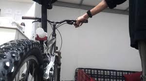 homemade bicycle brake light