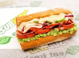 subway sandwich ranked for nutrition